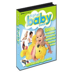 Greenstreet Digital Baby Book
