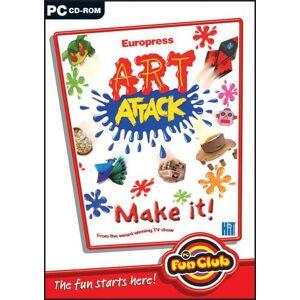 Focus Multimedia Ltd PC Fun Club: Art Attack Make It (PC CD)