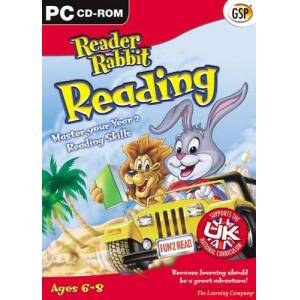 Avanquest Software Reader Rabbit Reading, Ages 6-8