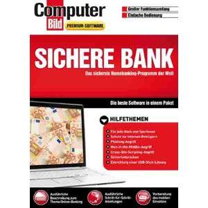 Sichere Bank (Computer Bild)