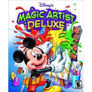 Disney s Magic Artist Deluxe