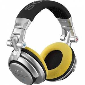 Zomo Headphone Padding Set MDR V700Velour Yellow