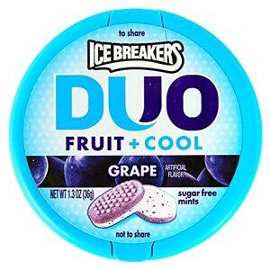 Ice Breakers Duo Grape