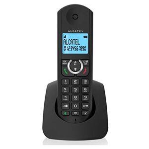 Alcatel Telefono Inalambrico DECT Alcatel F380S Negro