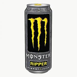 Monster Cable Ripper Energy + Juice 500ml Case of 12