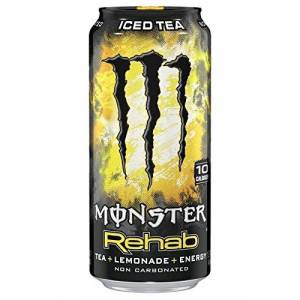 Monster Cable Rehab 50cl (pack de 24)