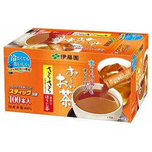 Itoen Japanese Tea ITO EN Oi tea rustling Hojicha 100 pieces stick