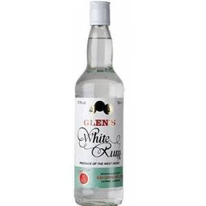 Glens White Rum Other Drinks 70cl x 12