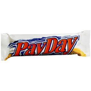 Hershey's Hershey PayDay Peanut Caramel Bar (52g.)