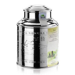 TEAF SEASON'S TREATS (seasonal tea) - in a Tea Caddy - Ø 115 mm, height 150 mm (250g)