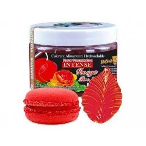 Santa Claus Red (Rouge Pere Noel) Intense Water Soluble food colour (50g)