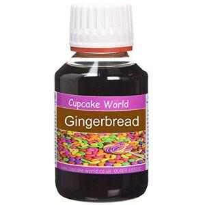 Cupcake World Intense Food Flavouring Gingerbread 100 ml