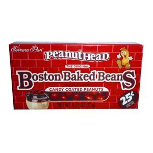 Ferrara Pan Boston Baked Beans (Peanut Head) x5 Packs (23g ea)