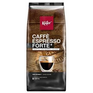 Unknown Beetle Espresso Forte, Whole Beans, 1000g Pack of 1x 1Kg