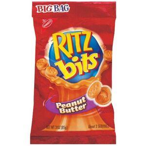 Nabisco Ritz Bits Peanut Butter 3oz (85g)