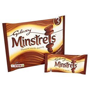 Galaxy Minstrels pack 3 x 42g - Pack of 2