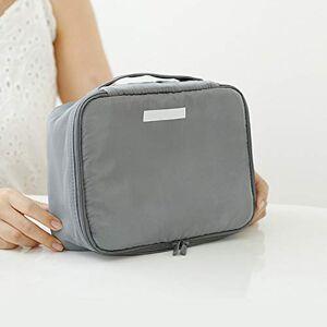 Cosmetic Bag Portable Travel Toiletries Storage Bag Large Capacity Female
