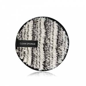 Cosmetic Face & Nail Lint Microfiber Wool Discs/Pads By Candyly