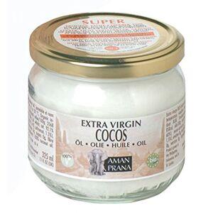 Aman Prana Coconut Oil - Fairtrade & Organic