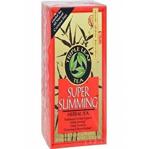 Triple Leaf Super Slimming, Caffeine-Free, 20 Tea Bags, 1.4 oz (40 g)