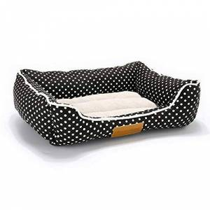 YAOUQGW Dog Bench Mat Small Medium Large Dog Bed Pitbull Pet Supplies Dog Bed for Dogs Home Cat