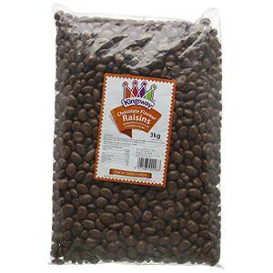 Bonnerex Chocolate Raisins, 3 kg