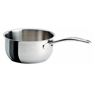 Cristel Cookway Master Saucepan Stainless Steel, Stainless Steel, 20 cm