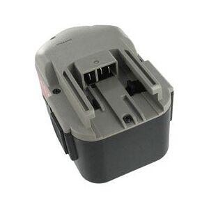 Milwaukee Battery for MILWAUKEE PLD 14.4 X, 14.4V, 3000mAh, NiMH
