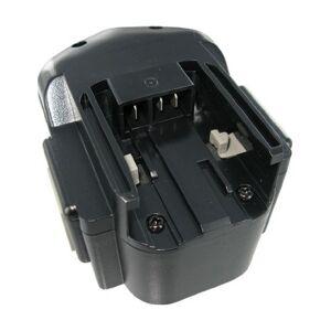 AEG Battery for AEG SB2E 12 SUPER TORQUE, 12.0V, 2100mAh, NiMH