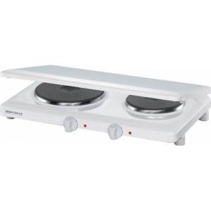 Rommelsbacher Double Cooking Plate with Cover