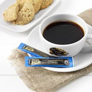 Ringtons Fairtrade Decaf Instant Coffee Sticks 250