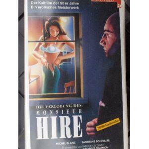 Monsieur Hire [VHS]