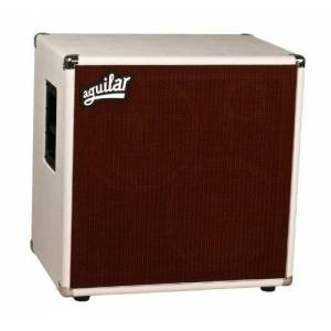 Unknown Aguilar Speaker Cabinet DB Series 2x12 White Hot   DB212WH White Hot