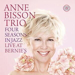 Anne Bisson Trio Four Seasons In Jazz: Live At Bernie's [VINYL]
