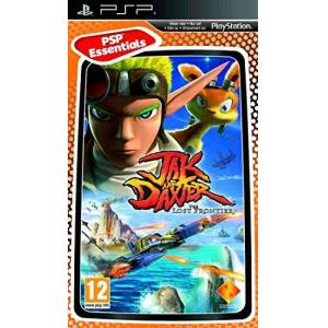SCEE Jak and Daxter: The Lost Frontier
