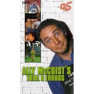 Ally McCoist Trial and Error [VHS]