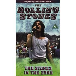 The Rolling Stones - The Stones in the Park [VHS][1969]