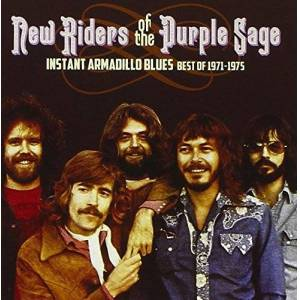 New Riders Of The Purple Sage Instant Armadillo Blues: Best Of 1971-1975