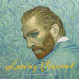 Clint Mansell Loving Vincent / O.S.T. (Yellow Vinyl) [VINYL]