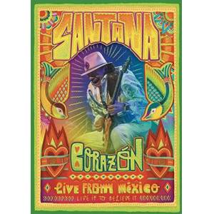 Corazon-Live From Mexico: Live It To Believe It [DVD] [Region 1] [NTSC] [US Import]