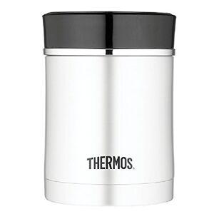 Thermos 0.47Litre Premium 4005.205.047Food Storage Container, Edelstahl, 9,7x9,7x13,5 cm