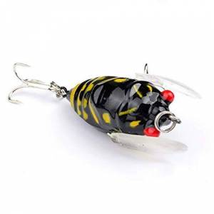 Feketeuki Durable Metal Spinner Spoon Bait Fishing Bait Bait Down Rigid Artificial Pike Lure Fishing Equipment-D