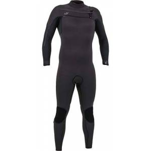 ONeill Psycho One 3/2MM Chest Zip Wetsuit Jet Camo - Easy Stretch & Lightweight - Quick dry - Anti-Flush Barrier