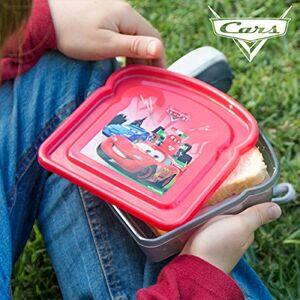 Cirkuit Planet Cars Children's Lunch Box