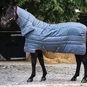 "Horseware Amigo Insulator All in One 350g Stable Rug 6-9"" Grey/Purple & Yellow"