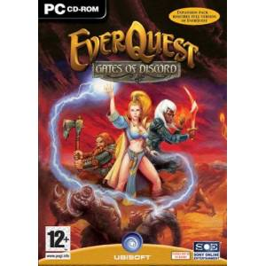 Ubisoft Everquest: Gates of Discord Expansion Pack