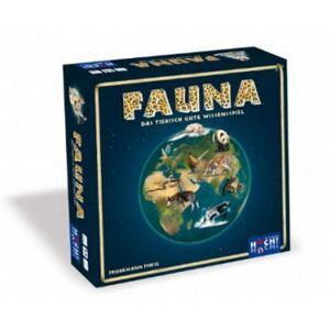 Huch & Friends 75808Fauna: Fauna-Tierisch gute Knowledge Game