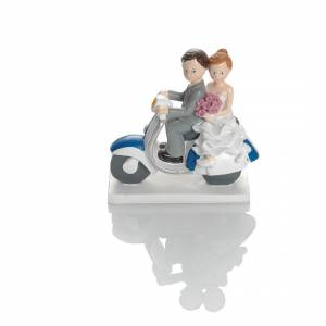 Booster Deco Figure Wedding Scooter 3