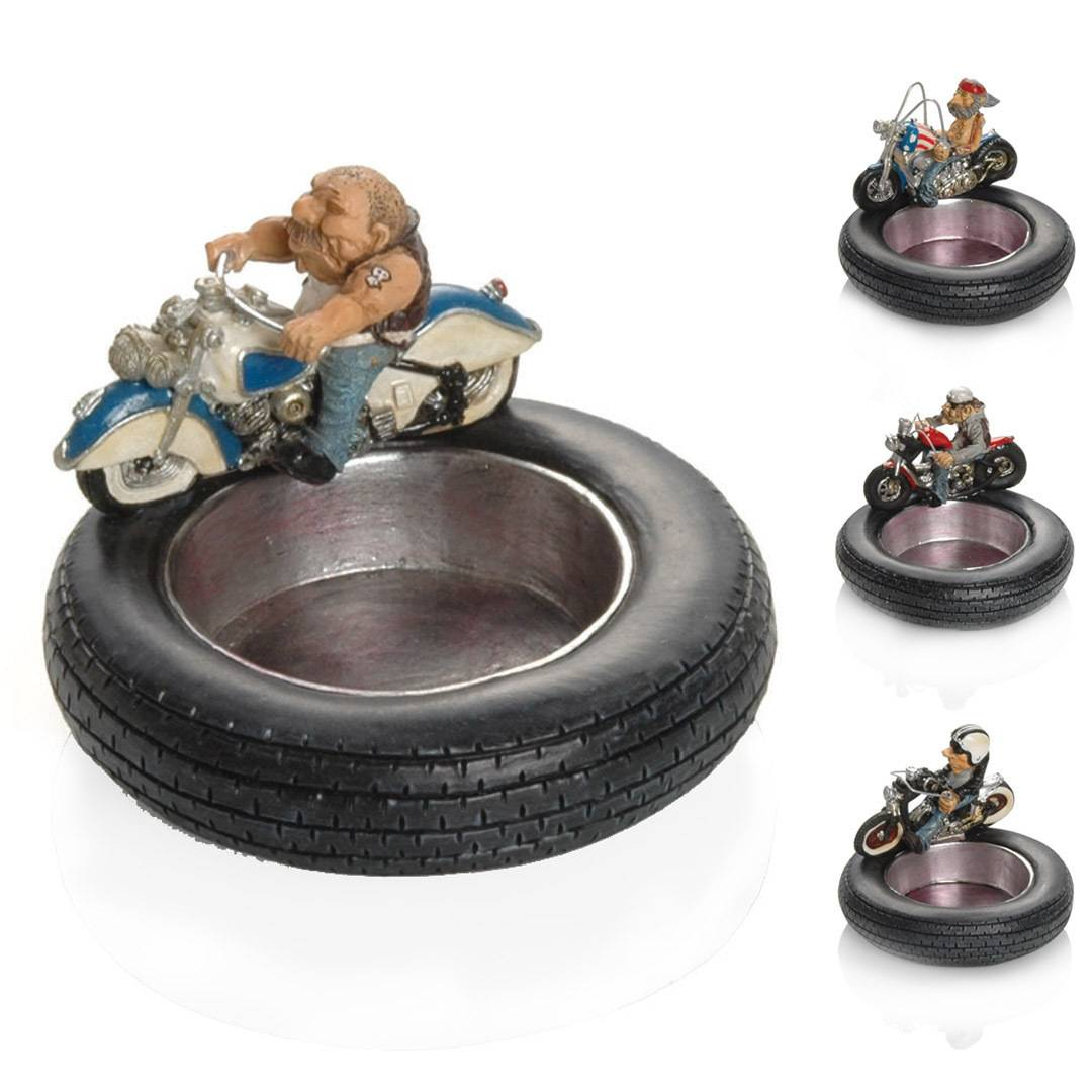 Booster Chopper Ashtray