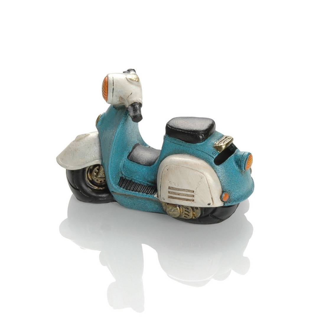 Booster Coinbox Scooter 14 Blue